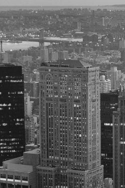 New York Black & White
